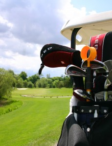 golf bag contents
